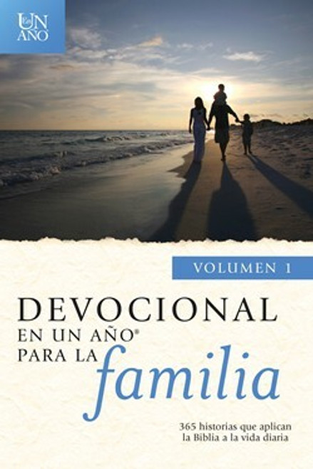 Devocional en un año para la familia volumen 1  - Childrens Bible Hour