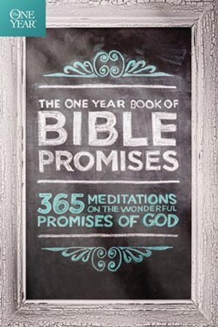 The One Year Book of Bible Promises by James Stuart Bell