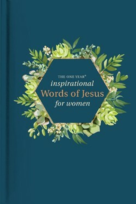 The One Year Inspirational Words of Jesus for Women by Robin Merrill