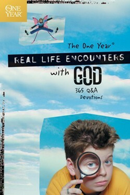 The One Year Real Life Encounters with God by Child Evangelism Fellowship