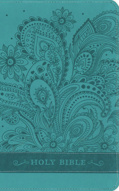 NIV Bible For Teen Girls, Blue Leathersoft