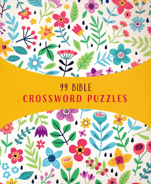 99 Bible Crossword Puzzles