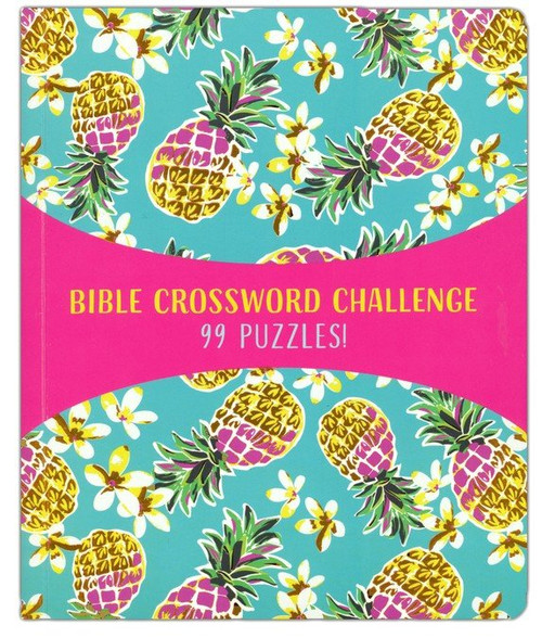 Bible Crossword Challenge - 99 Puzzles