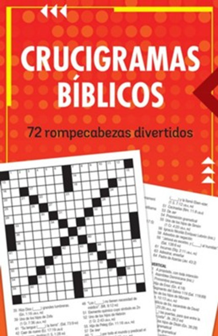 Crucigramas bíblicos (Bible Crosswords)