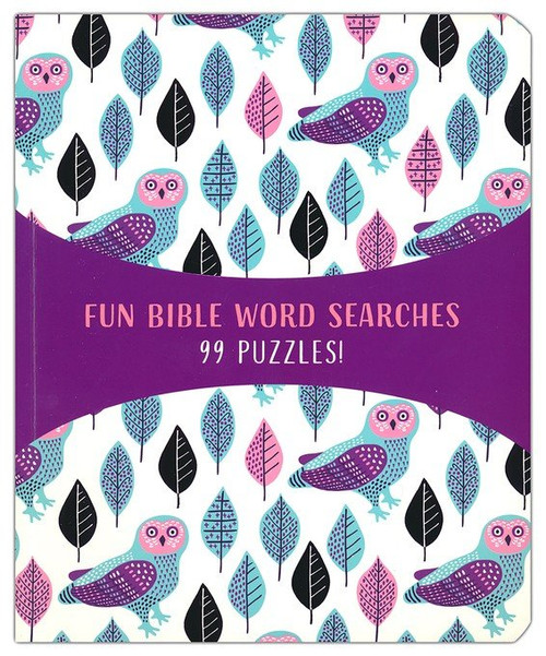Fun Bible Word Searches: 99 Puzzles!