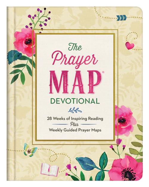 The Prayer Map Devotional by Donna K Maltese