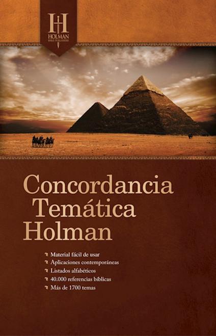 Concordancia Temática Holman (de tapa dura)