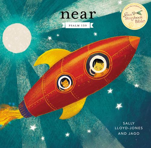 Near: Psalm 139 (board book) by Sally Lloyd-Jones