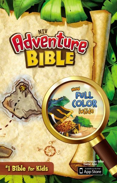 NIV Adventure Bible, Hardcover