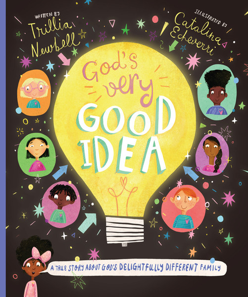 God's Very Good Idea by Trillia Newbell