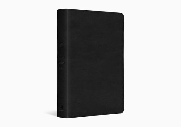 ESV Student Study Bible® TruTone®, Black