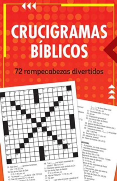 Crucigramas bíblicos (Bible Crosswords)