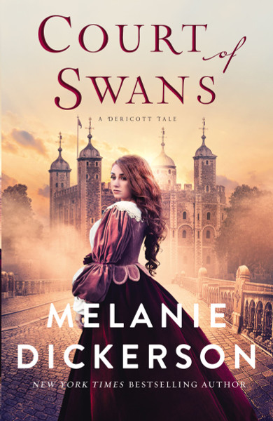 Court of Swans (Dericott Tale #1, hardcover) by Melanie Dickerson