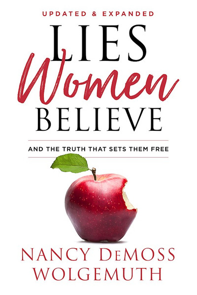 Lies Women Believe (hardcover) by Nancy DeMoss Wolgemuth