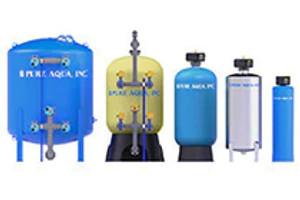Filtres d'eaux industriels & commercials