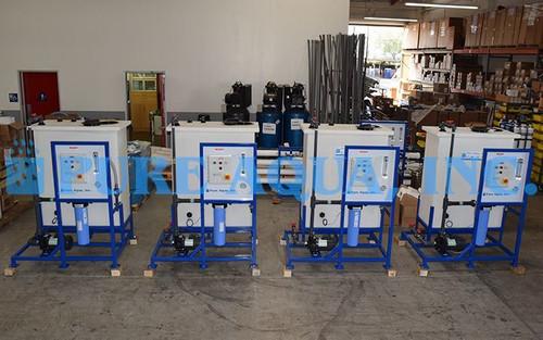Systèmes CIP pour l'Échelle de Dureté 4 x 10-15 GPM - Sri Lanka