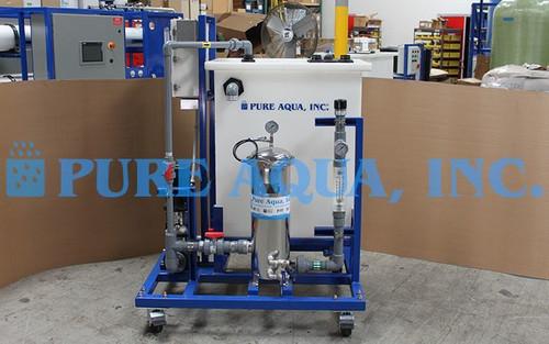 Système Propre en Place pour l'Échelle de Sulfate de Calcium 30 GPM - États-Unis