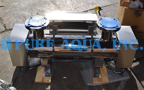 Système UVI Industriel 90 GPM - Équateur