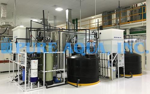 Osmose Inverse Commerciale (Réduction du TDS) - 6500 GPD - Mexique