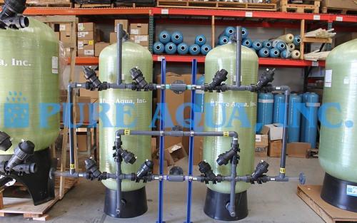 Systèmes de Filtration 2 x 97 GPM - Oman