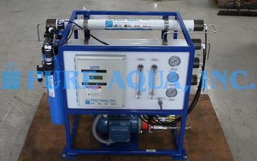 Machine Commerciale SWRO 1300 GPD - Philippines