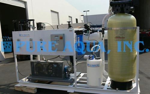 Systèmes Dessalement Industriels 9 x 13000 GPD - Singapour