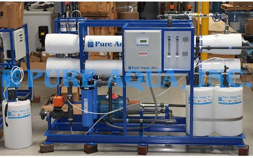 Machine Industriel SWRO 16000 GPD - Thaïlande