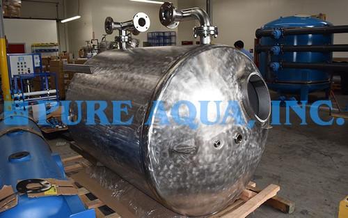 Filtre à Vapeur de Carbone Satiable 80 GPM - EAU