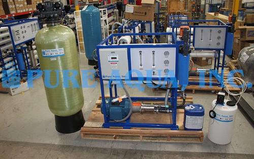 Système SWRO 7600 GPD - Emirats Arabes Unis