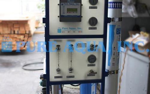 Systèmes Saumâtres OI 5X 1500 GPD - Emirats Arabes Unis