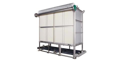 Bioréacteur à membrane Toray (MBR) SÉRIE TMR090
