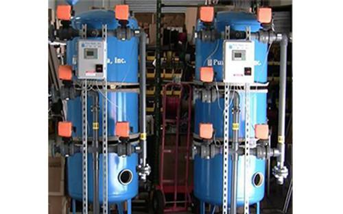 Filtration Carbon Multi Media - Nigeria