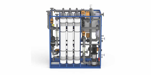 Système d'Ultrafiltration Industrielle UF
