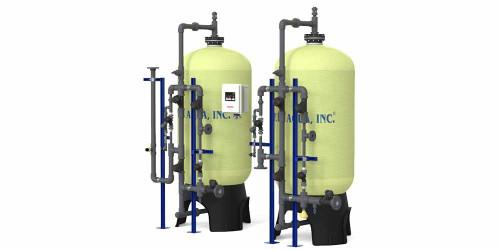 Déioniseur d'eau industrielle DM-6100