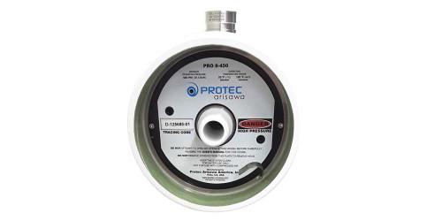 """Boîtiers à membrane Protec 8 """" Mega Side Port MSP"""