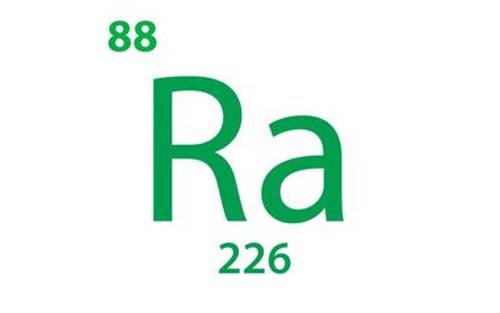 La suppression du radium
