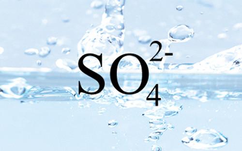 Comment Faire pour Éliminer l'eau Sulfate