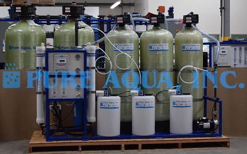 Filtres Osmoseurs Commerciales 15000 GPD - Algérie