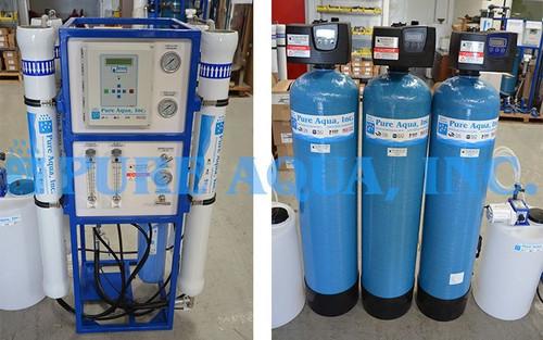 Équipement de Purification d'eau RO 6000 GPD - Kenya