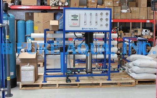 Système d'Osmose Inverse 15000 GPD - Nigeria