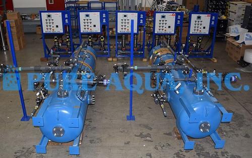 Systèmes Déminéralisés d'Eau 30-40 GPM - Koweït