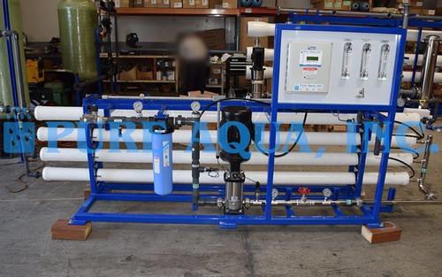 Système de Ramollissement par Nanofiltration 18000 GPD - Mexique