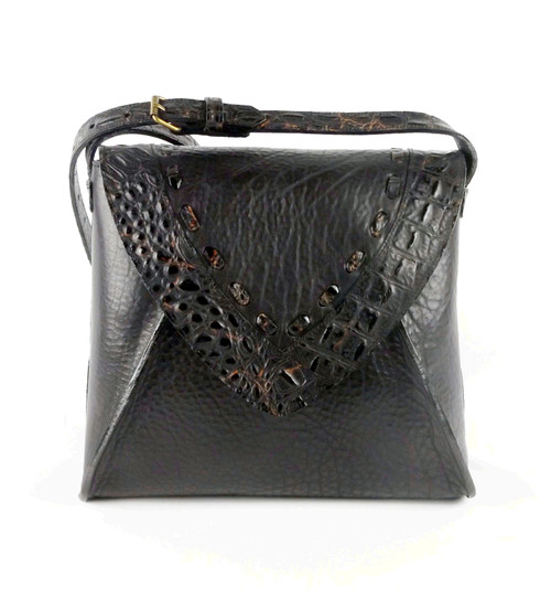Laredo Cross Body Bag In Black