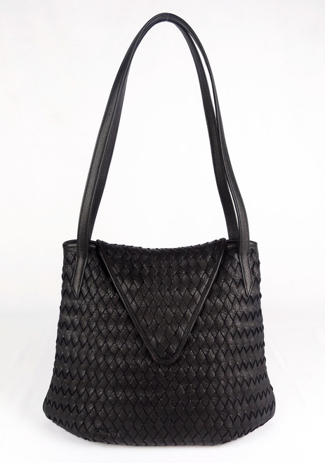 Madison Shopper Black