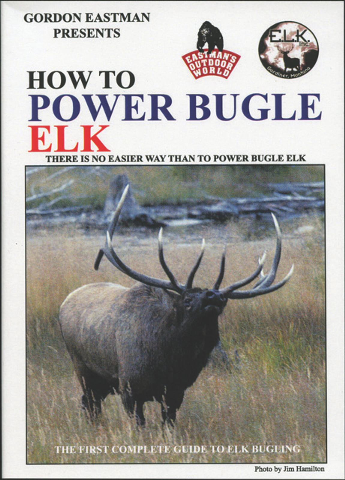 HOW TO POWER BUGLE ELK DVD