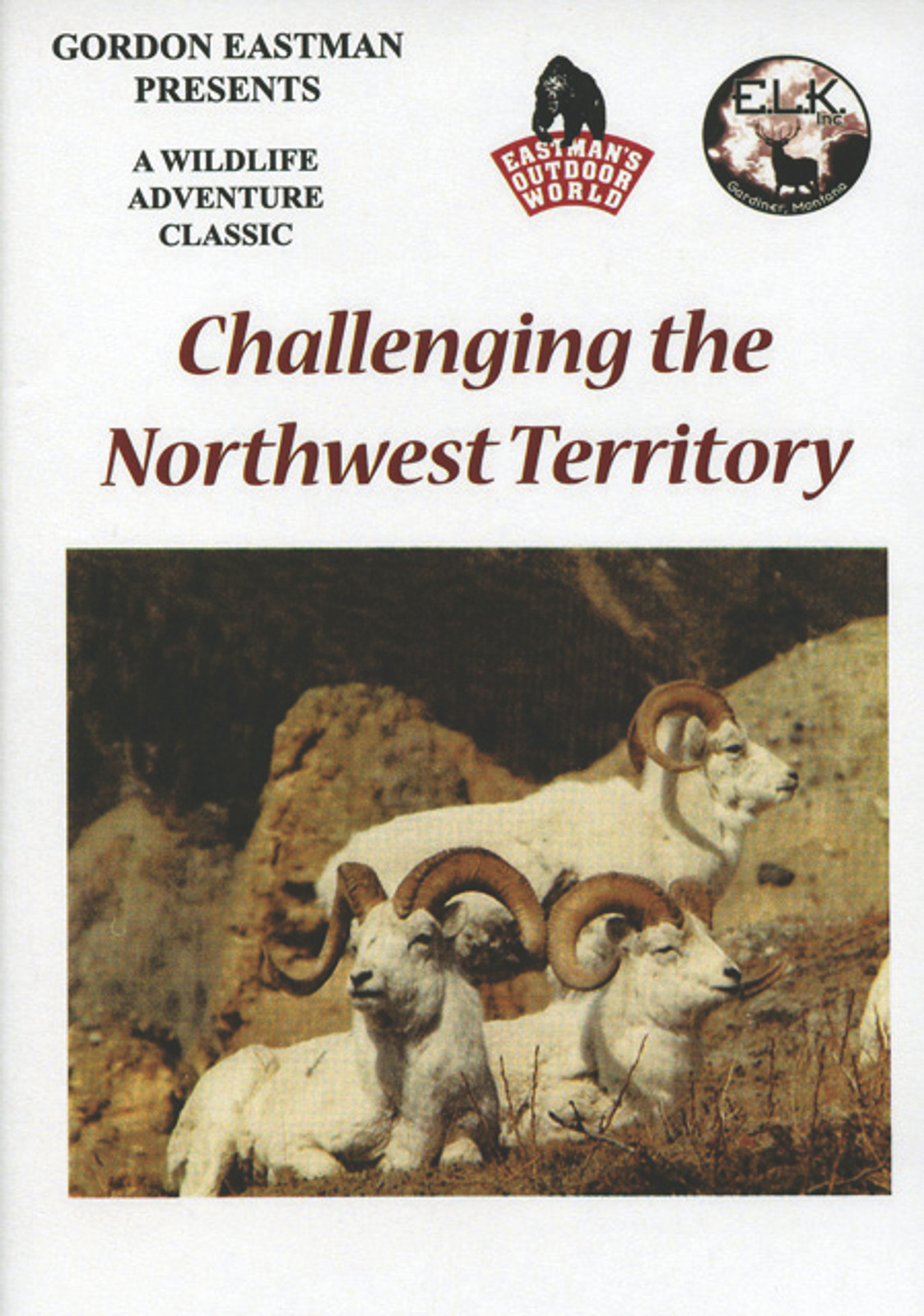 CHALLENGING THE NORTHWEST TERRITORY DVD