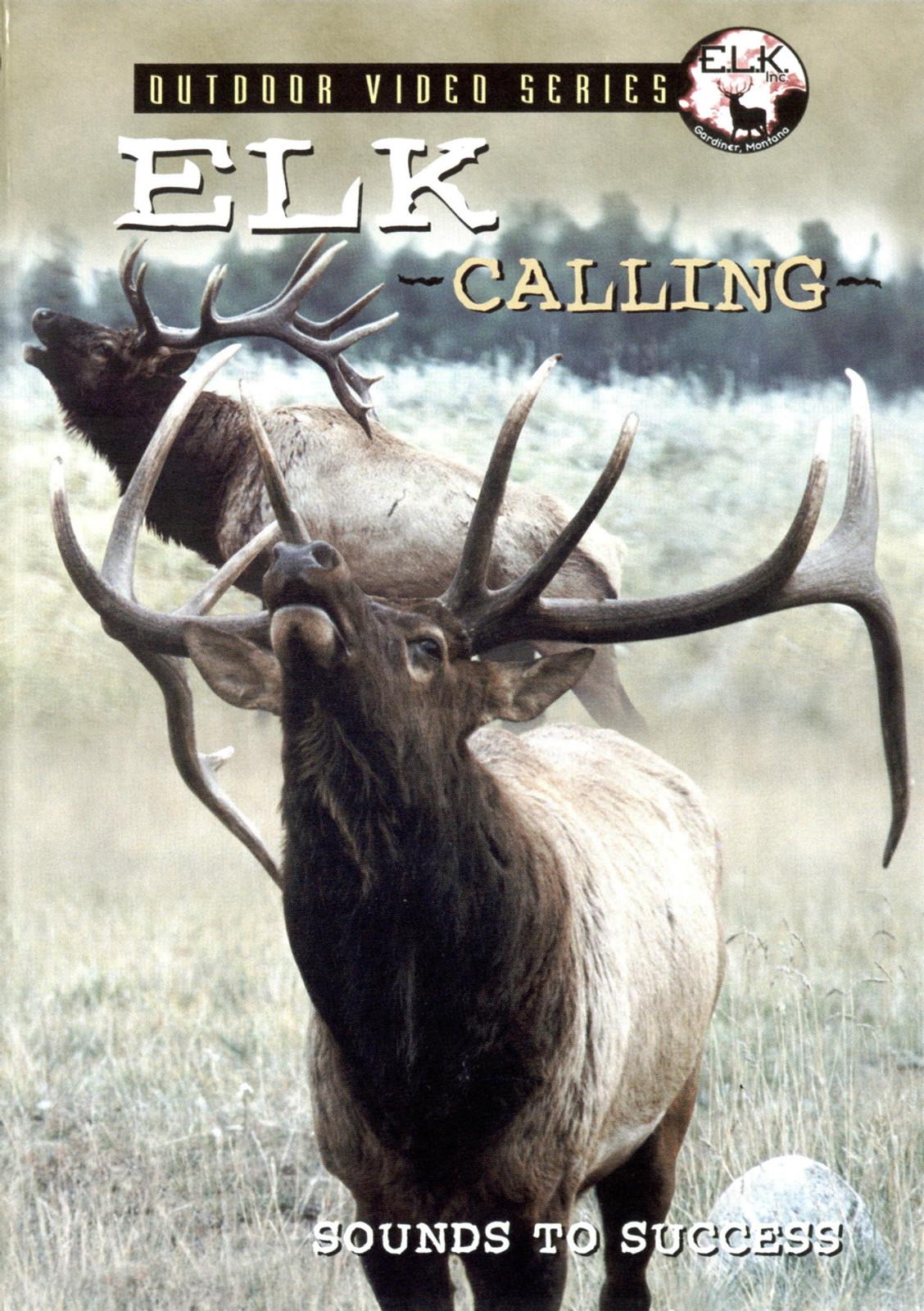 ELK CALLING...SOUNDS TO SUCCESS DVD