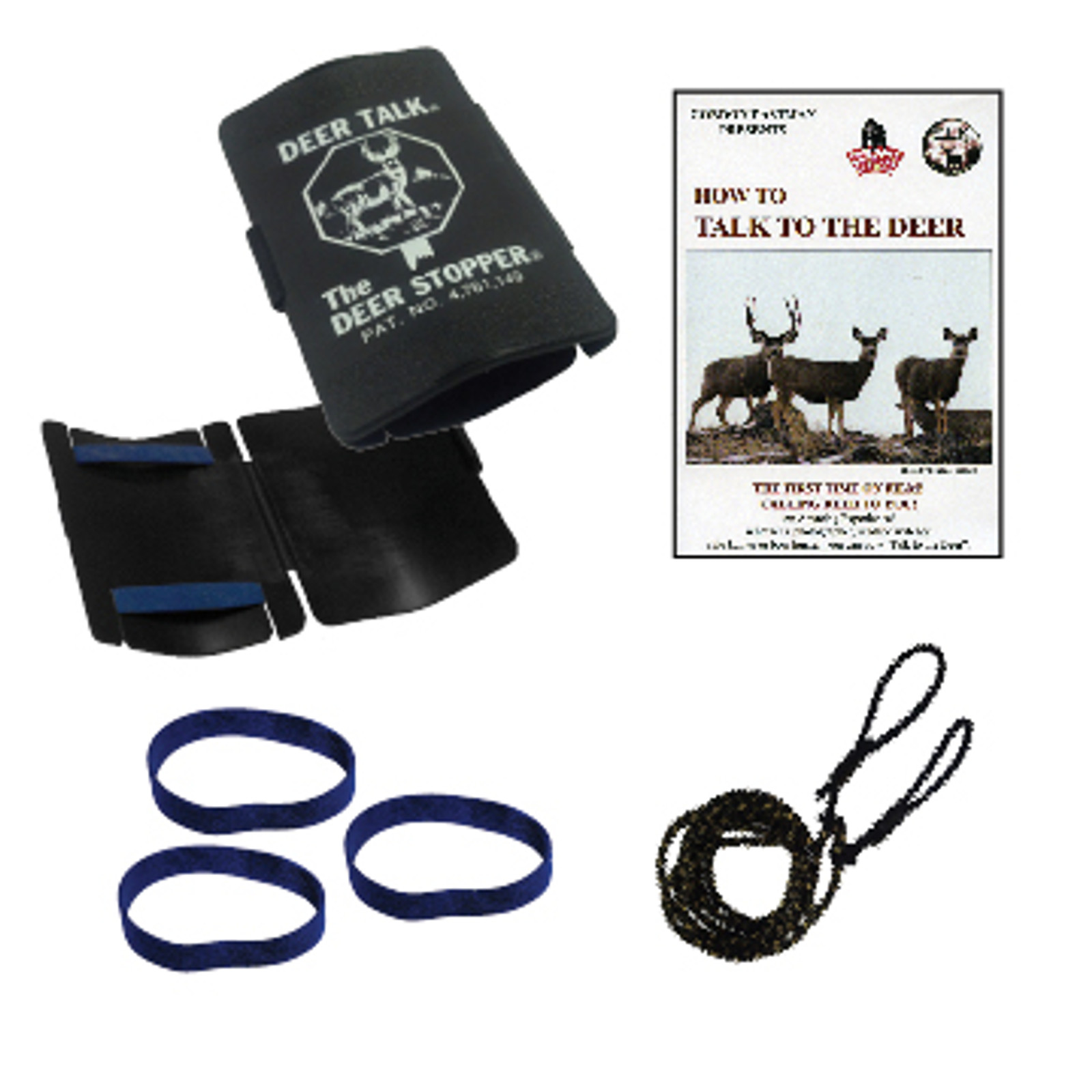 *DEER TALK W/ DVD PACKAGE