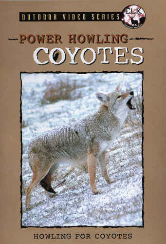 POWER HOWLING COYOTES DVD