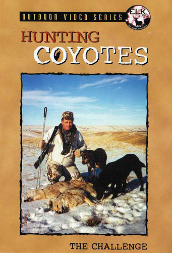HUNTING COYOTES DVD